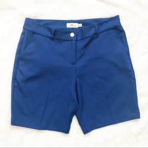 Vineyard Vines Royal Tobago Golf Shorts Size 10